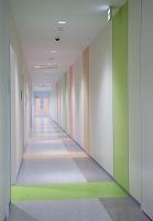 事務所廊下